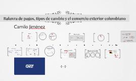MBA 3. Balanza de pagos, tipos de cambio y el comercio exterior colombiano