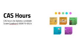 CAS Hours