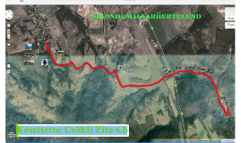 Sikonda-Hertelend útvonal