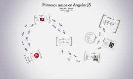 Primeros pasos en Angular JS