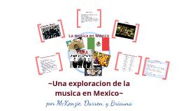 La Musica en Mexico - La Banda de Mana