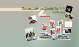 Personalități ale Revoluției de la 1848-1849