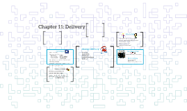 SWIC Chapter 11: Delivery