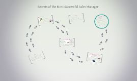 Secrets of the Most Successful Sales Manager