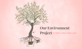 Our Environment Project