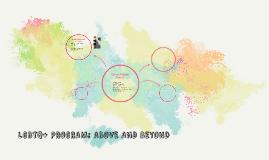 LGBTQ+ PROGRAM: ABOVE AND BEYOND
