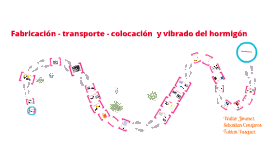 Copy of Fabricación - transporte- colocación y vibrado del hormigón