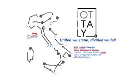 Presentazione IoTItaly (versione italiana)
