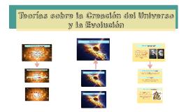 Teorías sobre la Evolucion