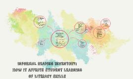 Copy of Informal Reading Inventory