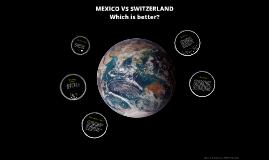 MEXICO VS SWITZERLAND