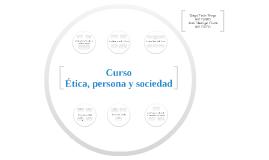 Diagrama Curso Ética