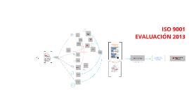 ISO 9001 - Maehara SAACI. Evaluación 2013