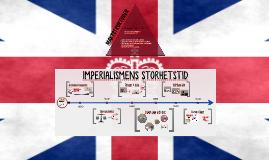 Imperialismens storhetstid