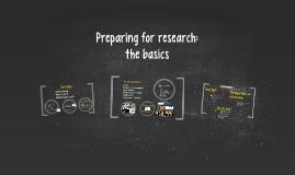 Copy of Preparing for research: Architecture & Design