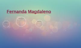 Fernanda Magdaleno