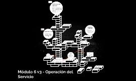 Módulo 6 v3 - Operación de Servicio