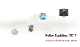Retiro Espiritual 2017