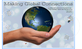 Making Global Connections