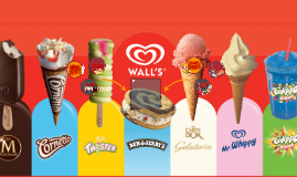 ICE CREAM WALL'S