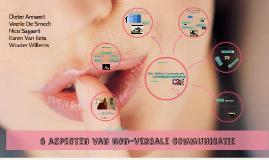 6 aspecten van non-verbale communicatie