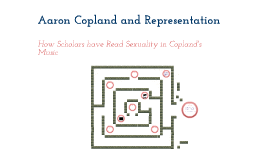 Aaron Copland and Sexuality