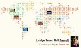 Jocelyn Susan Bell Burnell