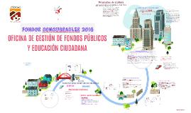 FONDO SOCIAL PRESIDENTE DE LA REPÚBLICA