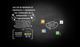 La tecnología como mediadora