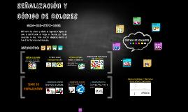 Copy of Copy of Senalizacion y codigo de colores