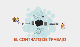 Copy of EL CONTRATO DE TRABAJO