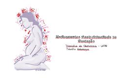 Copy of Medicamentos Gastrointestinais na Gestação