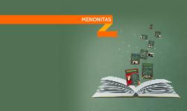 Copy of MENONITAS