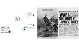 Pearl Harbor Lesson