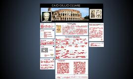 Copy of CAIO GIULIO CESARE