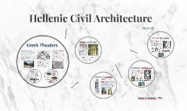 Hellenic Civil Architecture