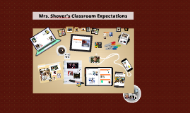 class expectations - review
