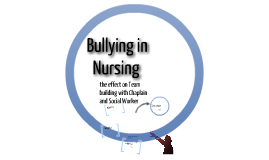 The phenomena of bullying in nursing