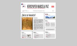NEWSPAPER SAN ANDRÉS