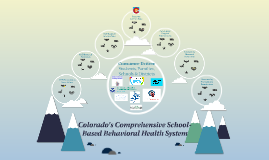 MASTER Colorado's Comprehensive School-Based Behavioral Health Syst