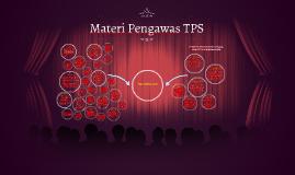 Materi Pengawas TPS