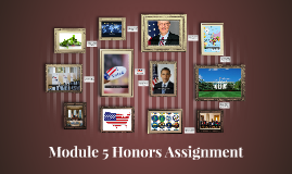 Module 5 Honors Assignment