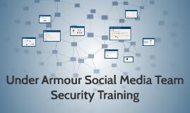 Under Armour Social Media Security Training