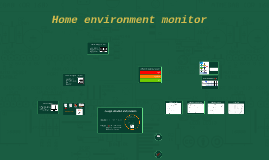 Home environment monitor