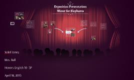 Exposition Presentation: