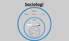 Jag och sociologi
