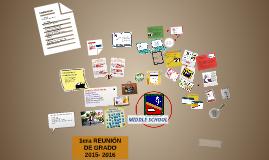 REUNIÓN DE GRADO Middle School