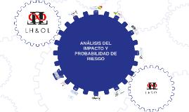 ANALISIS IMPACTO Y PROBABILIDAD  DE RIESGO LHOL