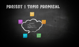 Project 1 Topic Proposal