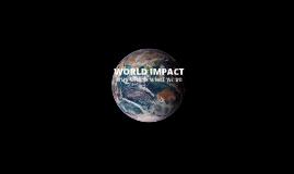 World Impact Marketing Plan